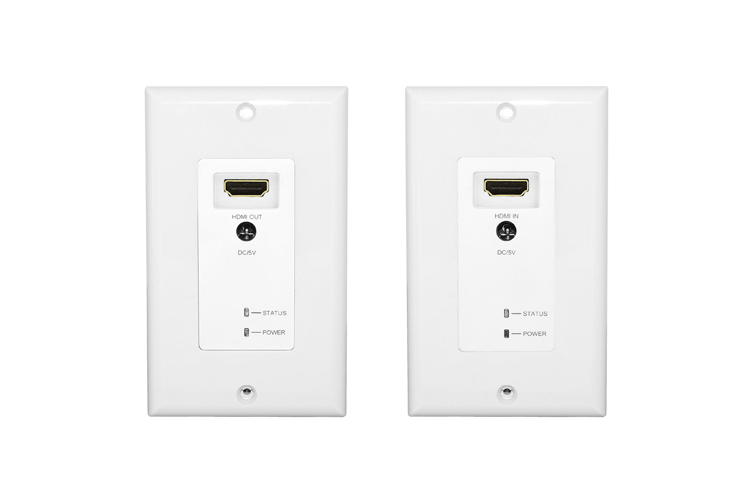LINK-MI LM-EW31 30m HDMI Wall Plate Extender UTP Cable