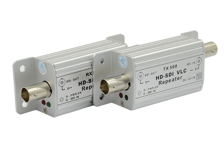 LINK-MI LM-SD500 500M Extender SDI-Repeaters (TX-RX)